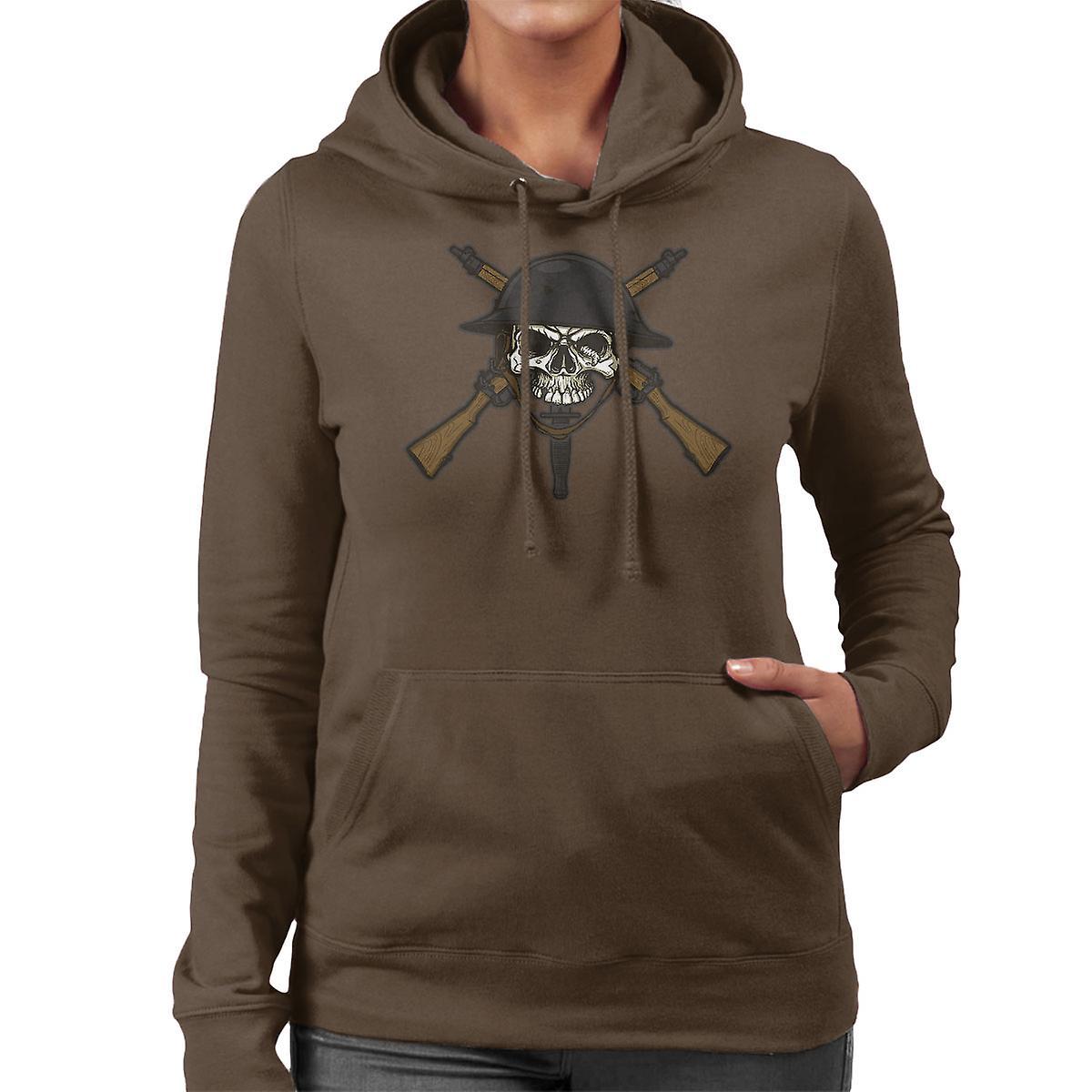 Do Your Bit On The Battlefield Women's Hooded Sweatshirt