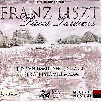 F. Liszt - Liszt: Pi Ces Tardives [CD] USA import