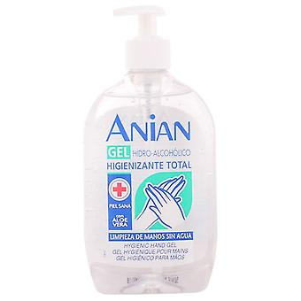 Anian Hidro-Alcoholic Hands Gel 500 Ml