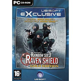 Rainbow seks 3 Raven Shield Gold Edition (PC) (brugt)