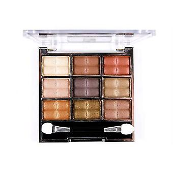 Laval Eye Shadow Palette BROWN COLLECTION