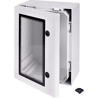 Wall-mount enclosure, Build-in casing 300 x 200 x 150 Polycarbonate (PC) Ligh