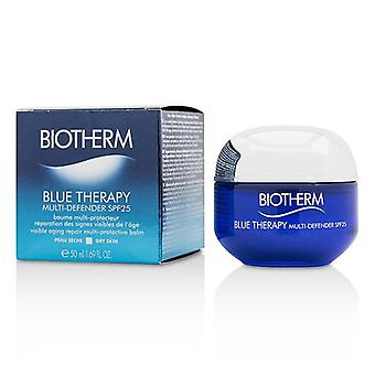 Biotherm Blue Therapy Multi-Defender SPF 25 - Dry Skin - 50ml/1.69oz
