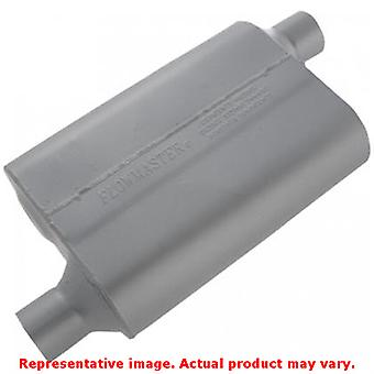 Flowmaster Performance Muffler - 40 Series Original 42443 2.25in Offset In / 2.