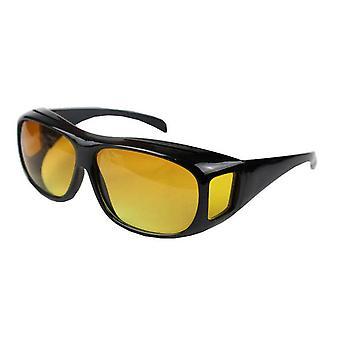 Natt syn natt körning över glasögon UV-vindskydd