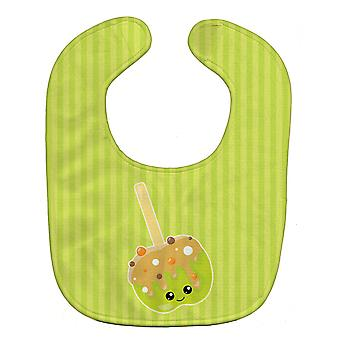 Carolines Treasures  BB8763BIB Fall Carmel Apple Baby Bib