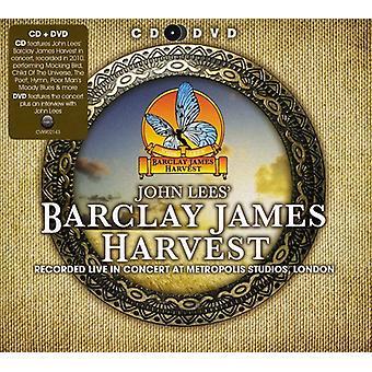 Barclay James Harvest - Live in Concert på Metropol Studios [CD] USA import