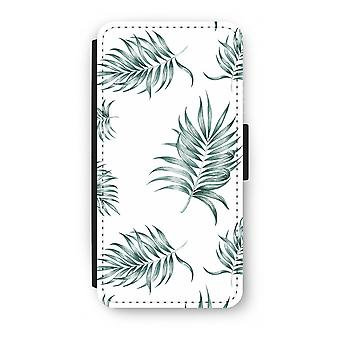 Samsung Galaxy S8 Plus Flip Case - Simple leaves