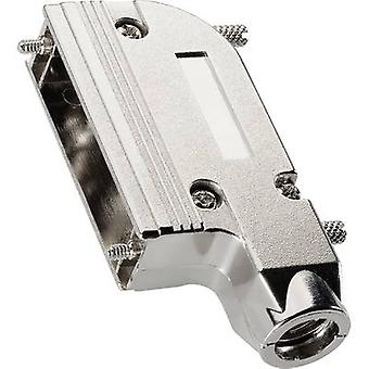 D-SUB housing Number of pins: 25 Metal Silver BKL