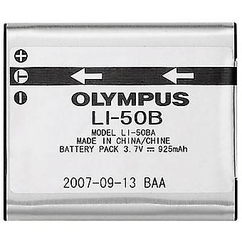 Camera battery Olympus replaces original battery LI-50B 3.7 V