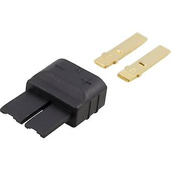 Battery plug TRX Gold-plated 1 pc(s) Reely