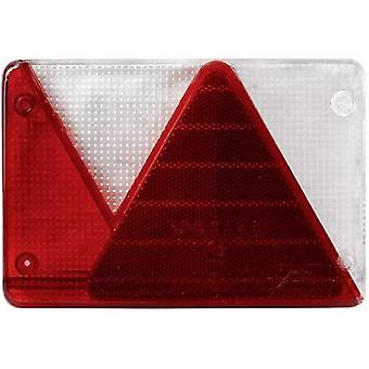 Replacement cover Turn signal, Brake light, Number plate light, Reflector , Tail light, Reversing lamps