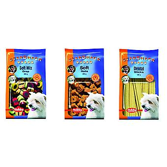 Nobby Starsnack Exp.14 Soft Mix Drop (Dogs , Treats , Chewy and Softer Treats)