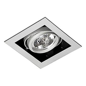 Wellindal Gingko Empotrable Orient 1L Qr-111 100W Gray