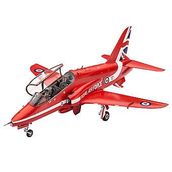 Revell Model Set BAe Hawk t. 1 rote Pfeile