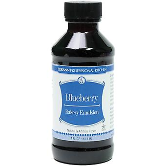 Bakery Emulsions Natural & Artificial Flavor 4oz-Blueberry