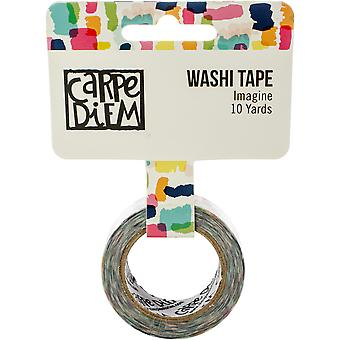 Crafty Girl Washi Tape 15Mmx30'-Crafty Girl