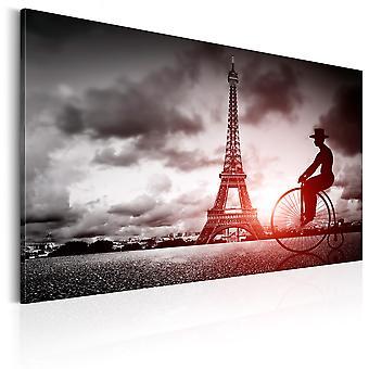 Canvas Print - magisch Parijs