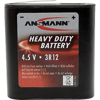 4.5 V battery Zinc carbon Ansmann 3R12 1700 mAh 4.