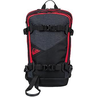 Quiksilver Black Oxydized - 16 Litre Snowboarding Backpack