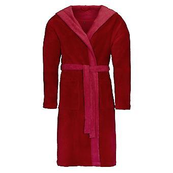 Vossen 161902 Unisex Poppy Dressing Gown Loungewear Bath Robe Robe