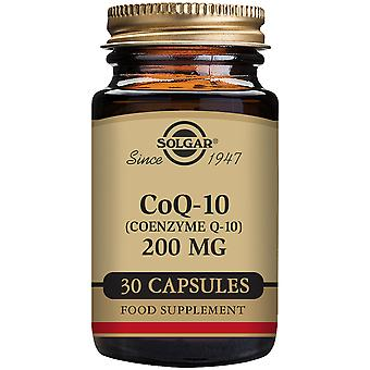 Solgar Coenzyme Q10 200 mg 30 Vegicaps (Vitamins & supplements , Special supplements)
