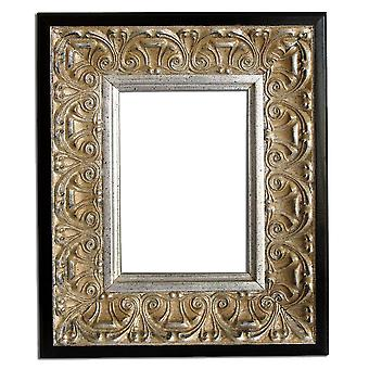 13 x 18 cm eller 5 x 7 tommen foto rammen i sølv