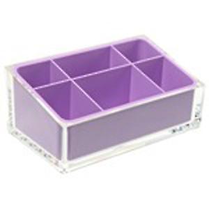 Gedy Rainbow Organiser Lilac RA00 79