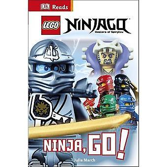 LEGO Ninjago Ninja - Go! dalla DK - 9780241183670 libro