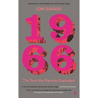 1966 - el año de la década estalló (principal) por Jon Savage - 97805712776