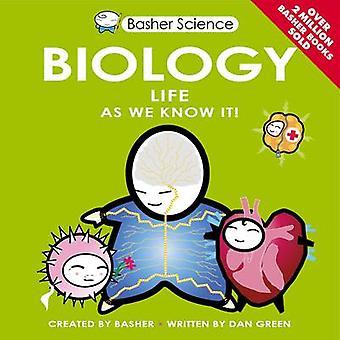 Bellier Science - biologie (réimpression) par Dan Green - Simon Basher - 9780