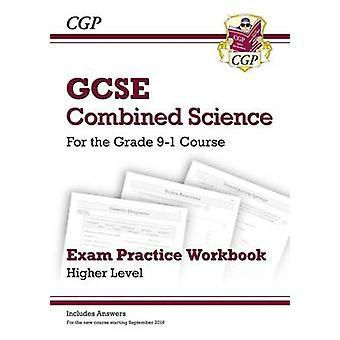 Neue Klasse-9-1-GCSE kombiniert Wissenschaft - Prüfung Praxis Arbeitsmappe (mit Ans