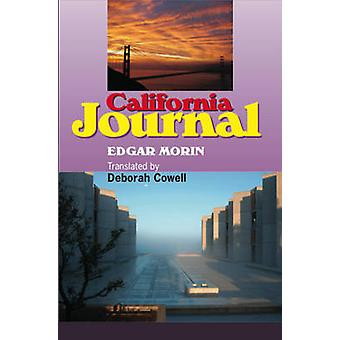 California Journal by Edgar Morin - 9781845192754 Book