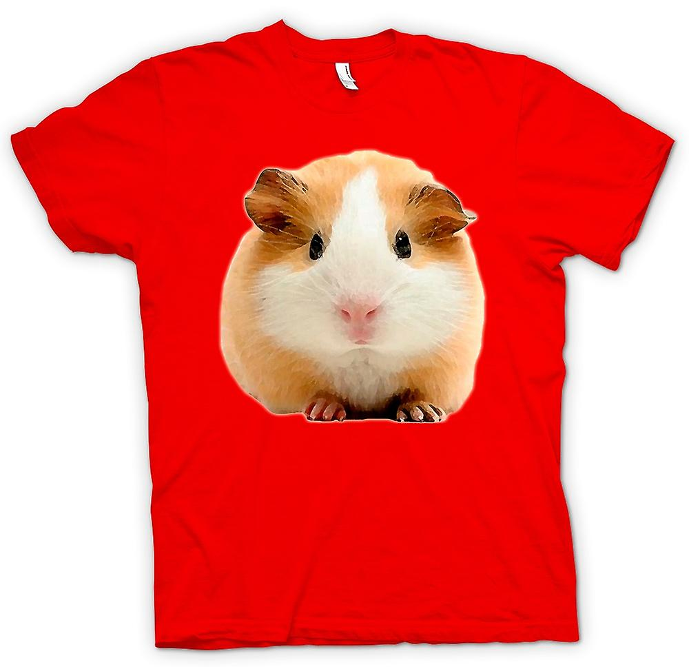 Animale animale domestico mens t-shirt - Guinea Pig 1-