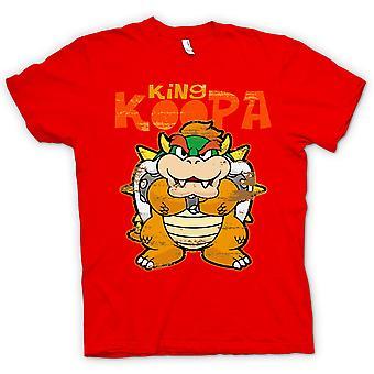 Womens T-shirt - King Koopa - Super Mario