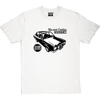 Ford Cortina Herren T-Shirt