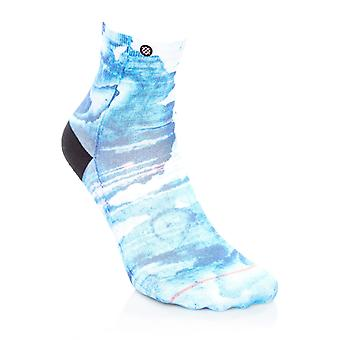 Stance Blue Tropic Storm - Everyday Lowrider Womens Socks