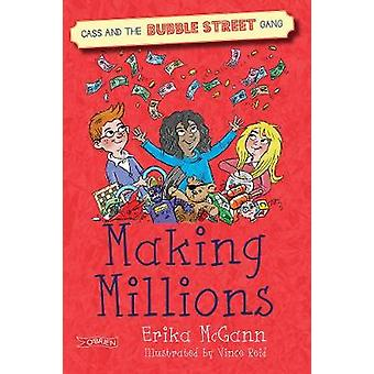 Making Millions by Erika McGann - 9781847179210 Book