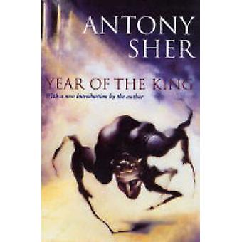 Year of the King (New edition) by Antony Sher - 9781854597533 Book