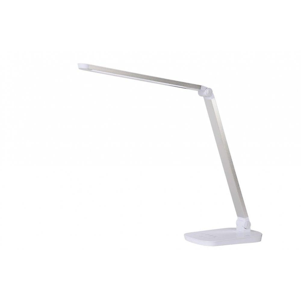 Lucide Vario LED Modern Metal blanc Desk Lamp