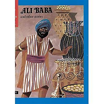 Ali Babá e outras histórias: leitores para reservar B (primeiros socorros, em inglês)