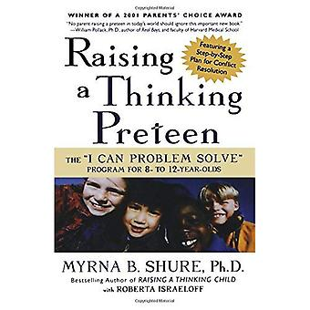 Verhogen van een Preteen denken: Ik kan probleem oplossen programma voor 8 - tot 12-jarigen