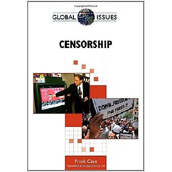 Censorship (Global Issues (Facts on File))