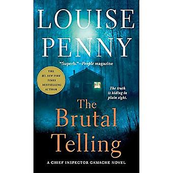 The Brutal Telling (Chief Inspector Gamache Novels)