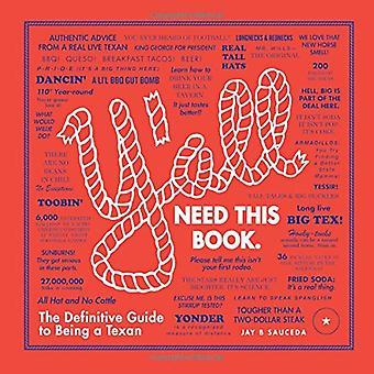 Y'all: The Definitive Guide to wordt een Texaanse