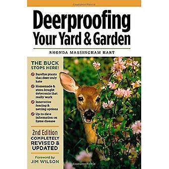 Deer Proofing Your Yard and Garden