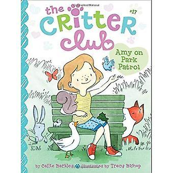 Amy on Park Patrol (Critter Club)