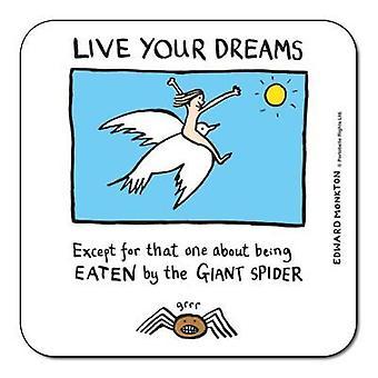 يعمل مخصص--واحد Monkton كوستر-لايف أحلامك