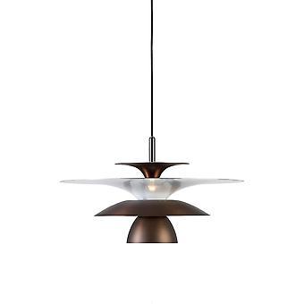 Belid - ossido di luce a sospensione a LED Picasso finitura 1416107