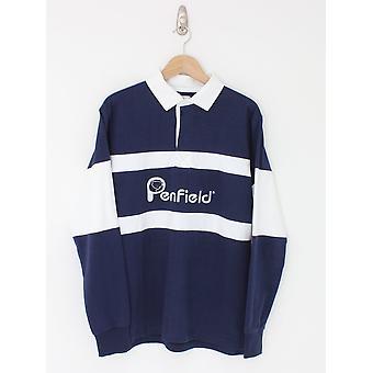 Penfield Cass Rugby Sweat - Navy